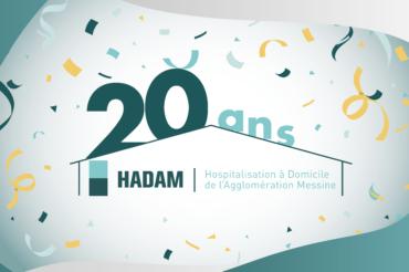 L'HAD de Metz fête ses 20 ans !