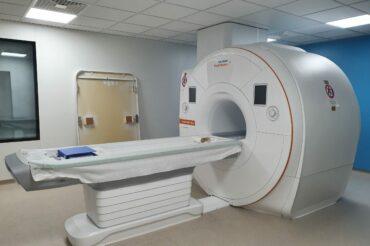 Installation d'un IRM et d'un scanner dans les nouveaux locaux CELODIM