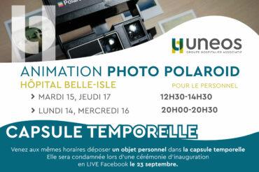 [ ANIMATIONS PHOTOS ] DERNIER JOUR POUR L'HÔPITAL BELLE-ISLE