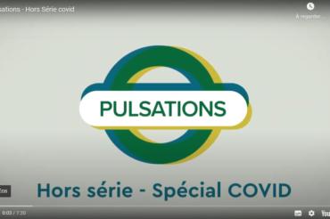 PULSATIONS spécial COVID-19