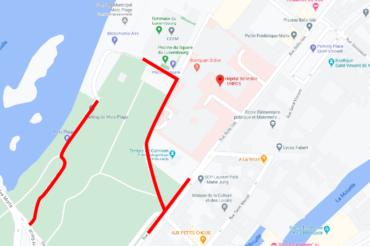 [ GRATUITÉ DE PARKING – HBI ] La gratuité de parking se poursuit