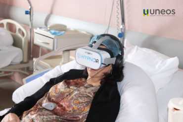 [Réalité Virtuelle] Les casques de VR au service du bien être de nos patients