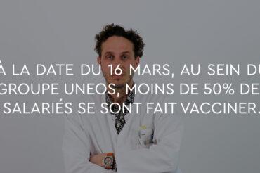 [ VACCINATION ] Nos médecins ont un message pour vous