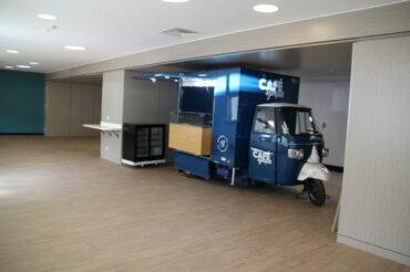 Réouverture du SELF, de la cafétéria First Service et du Food Truck !