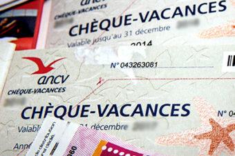 Distribution des chèques vacances ou des chèques culture du CSE
